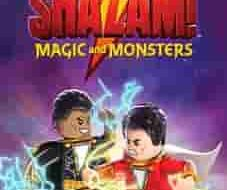 LEGO DC Shazam Magic Monsters 2020