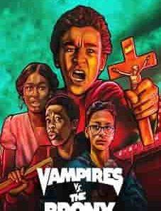 Vampires vs the Bronx 2020